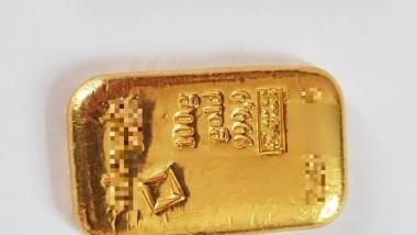 lingou de aur