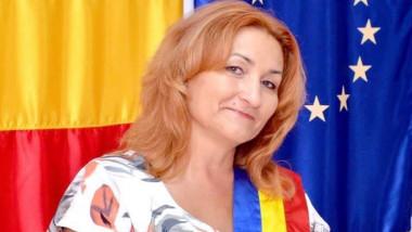 Nicoleta Vrabie, primarul ales al comunei Peştera