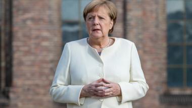 Cancelarul Germaniei Angela Mekel mesaj la 30 de ani de la reunificare
