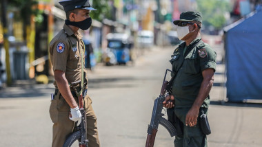 Nerespectare reguli în Sri Lanka
