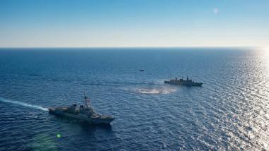 nava militara americana USS Winston S. Churchill
