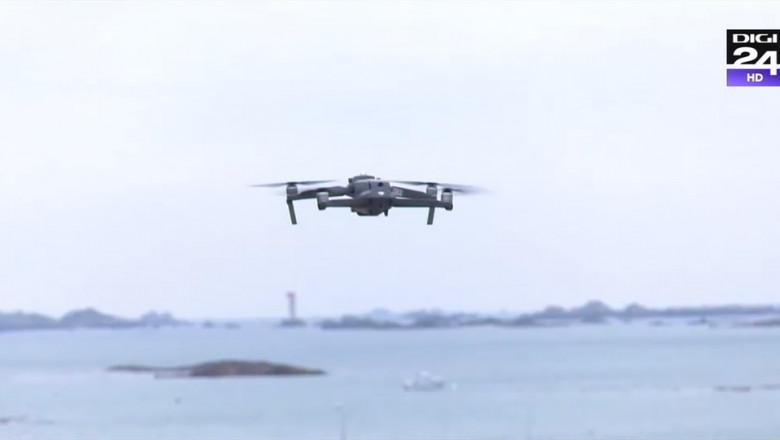 Poliția franceză folosește drone în încercarea de a-i depista pe hoții de stridii