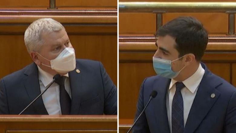 Florin Roman și Claudiu Năsui