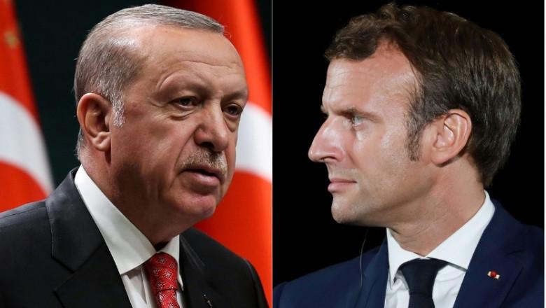erdogan macron - profimedia
