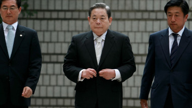 Lee Kun-hee, preşedintele Samsung Electronics