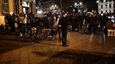 Petrecere cu 600 de persoane, oprită de poliție în Berlin.