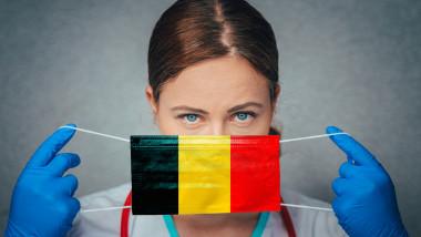 Medicii belgieni cu coronavirus, chemați la lucru