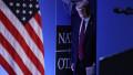 Donald Trump în culise la summitul NATO de la Bruxelles