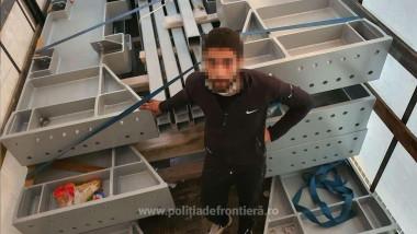 cetatean palestinian politia de frontiera