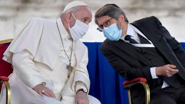 papa si rabinul frantei profimedia-0564686329