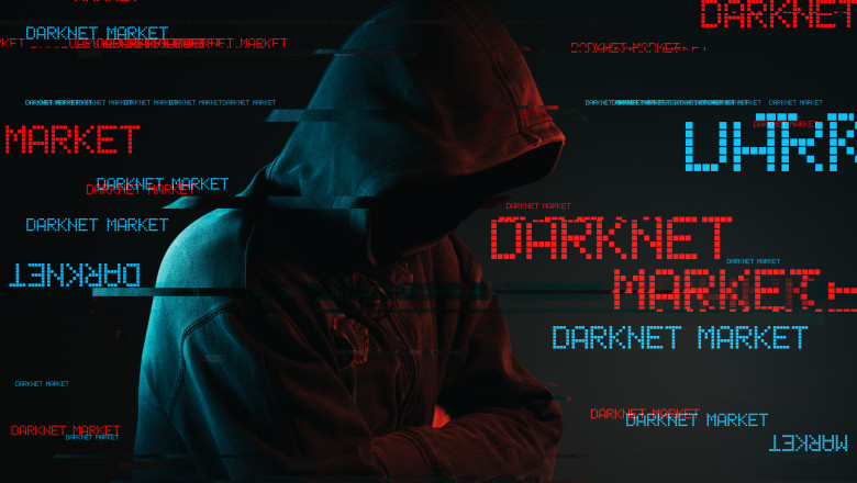 Hackeri Darknet