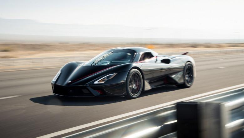 Tuatara, cea mai rapidă mașină de serie din lume