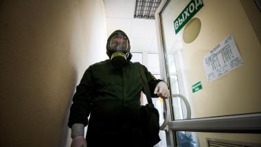 Record de decese Covid-19 în Rusia