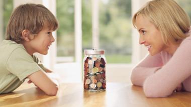 educatie financiara copii