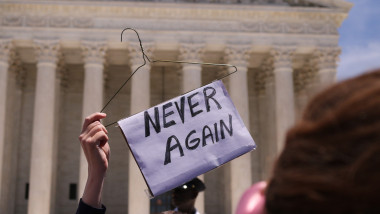 ilustratie protest pro avort