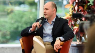 Deputatul PNL Alexandru Muraru