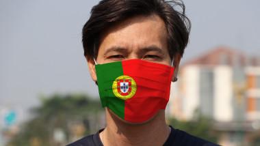 Masca de protecție Portugalia