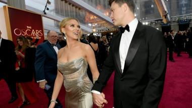 Scarlett Johansson s-a căsătorit în cadrul unei ceremonii foarte discrete