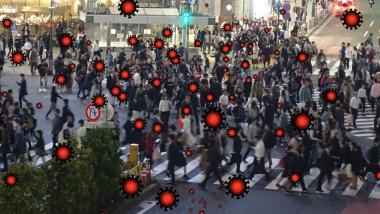 aglomeratie coronavirus oameni strada - getty