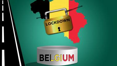 belgia intra in carantina totala
