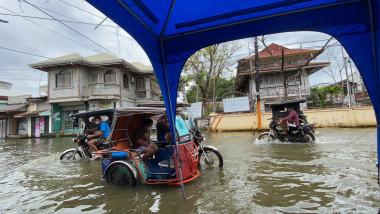 Filipine se pregătește pentru cea mai puternică furtună din lume