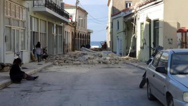 Situaţia din Samos ''este extrem de dificilă'', a declarat sâmbătă un oficial grec