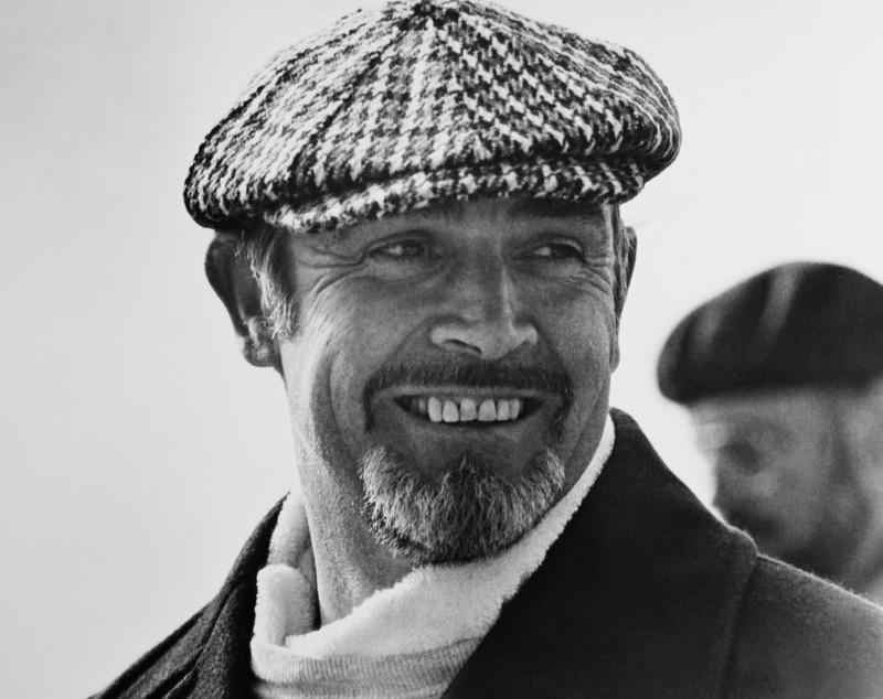 actorul Sean Connery