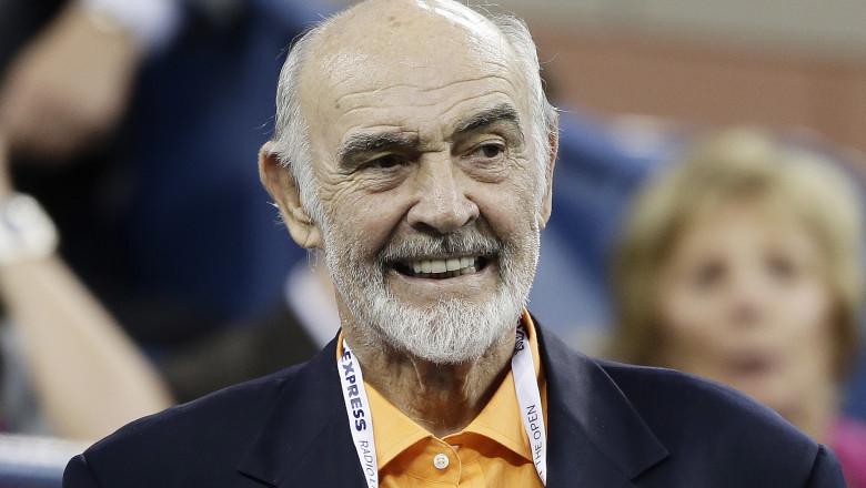 a murit Sean Connery