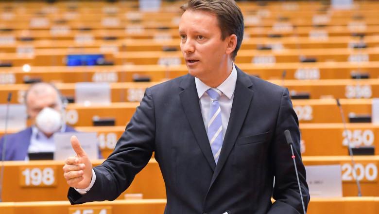 siegfried mureșan în parlamentul european