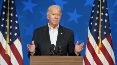 jJoe Biden, în favoarea unei graniţe deschise între Marea Britanie şi Irlanda
