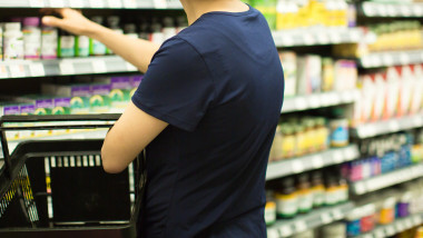 vitamine la supermarket