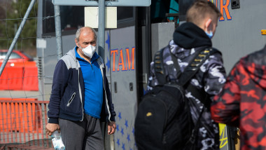 Ukraine Closes Borders Due To Coronavirus Pandemic
