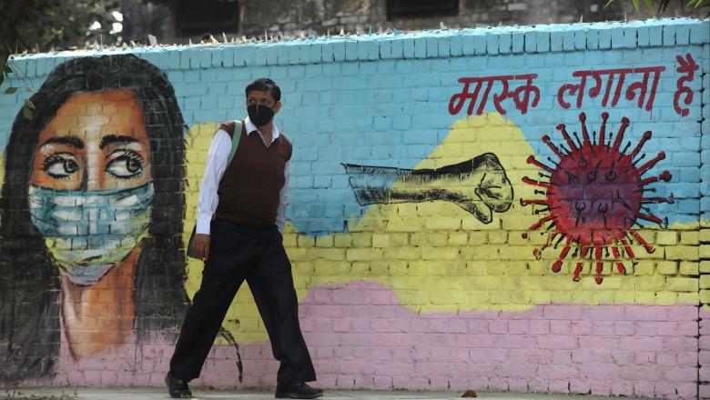 COVID-19 epidemic in New Delhi