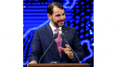 Berat Albayrak - getty
