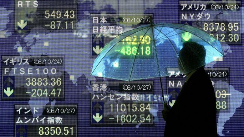Bursa japoneză a atins luni maximul a aproape 30 de ani