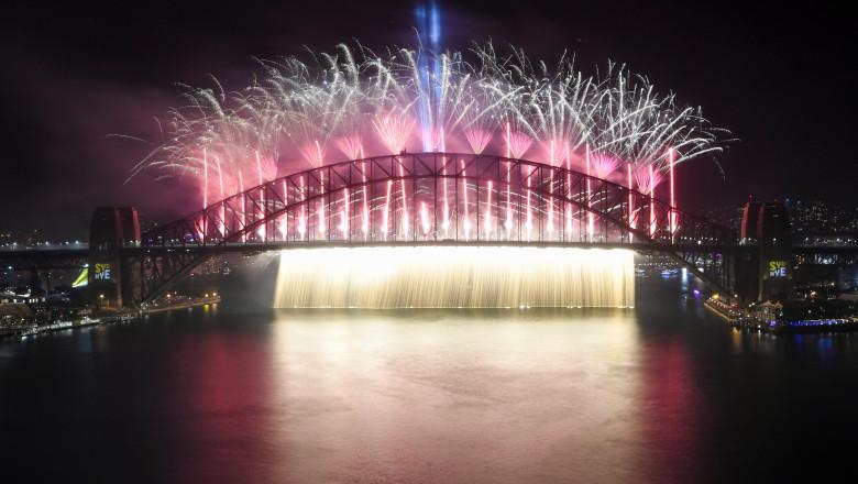 Artificiile din Sidney vor fi văzute doar la televizor