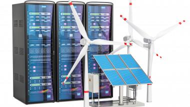 servere computere consum energie verde