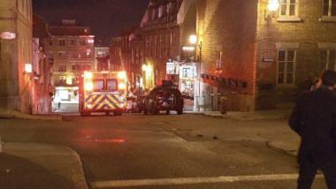 Un bărbat în haine medievale a înjunghiat mai mulți oameni in Quebec