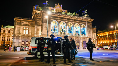 Shots Fired Near Synagogue In Vienna