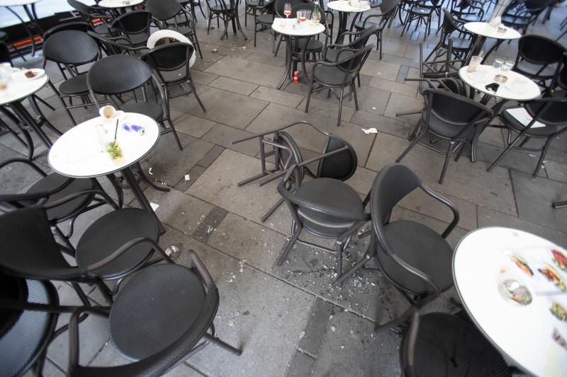 cafenea viena atac terorist
