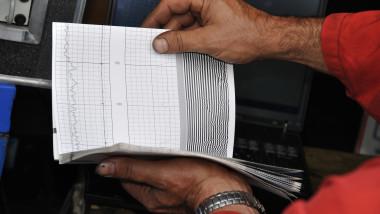 Cutremur cu magnitudinea de 3,7 marți dimineață, în România