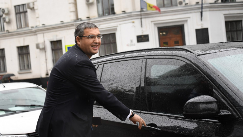 Renato Usatîi, alegeri prezidenţiale Moldova 2020