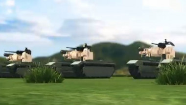 tancuri semiautonome
