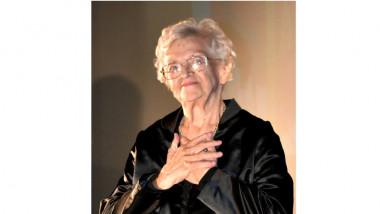 draga olteanu matei 85 de ani - agerpres