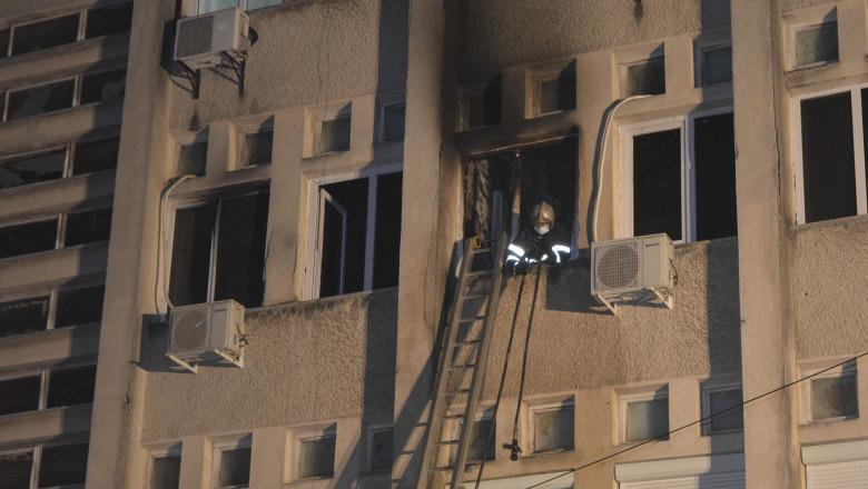 incendiu sectia ATI Piatra Neamt