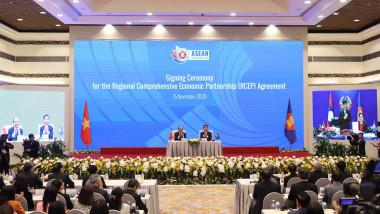 Semnarea Parteneriatului RCEP