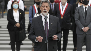 Peruvian Congress Appoints Francisco Sagasti As New Interim President After Merino's Resignation
