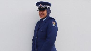 polițistă-cu-hijab-noua-zeelanda