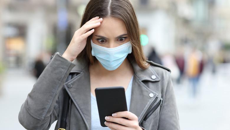 Prima aplicație care te avertizează dacă ai intrat în contact cu o persoana infectată cu Covid