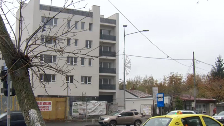 bloc-fara-utilitati-strada-luica-sector-4-bucuresti-digi24
